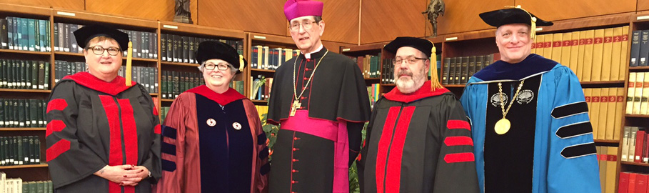 2015 Doctor of Ministry Graduates