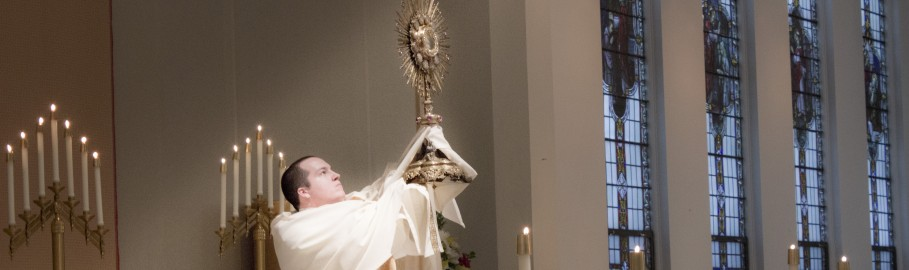 Solemn Eucharistic Devotions