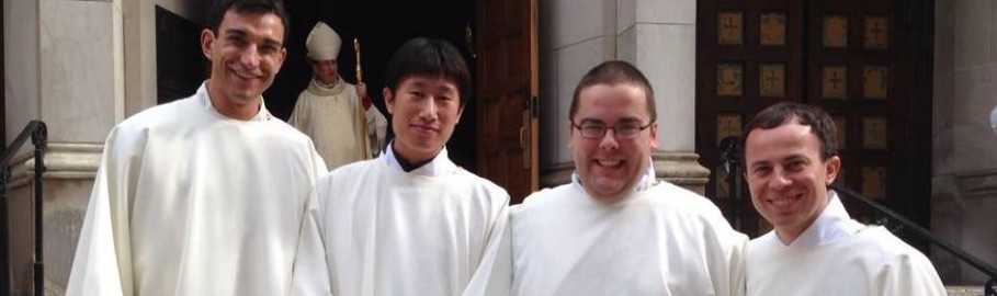 Ordination to the Sacred Order of Deacon