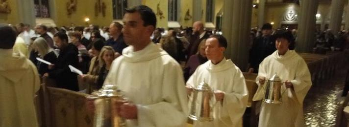 """Chrism Mass – """"Sharers in Christ's Ministry"""""""