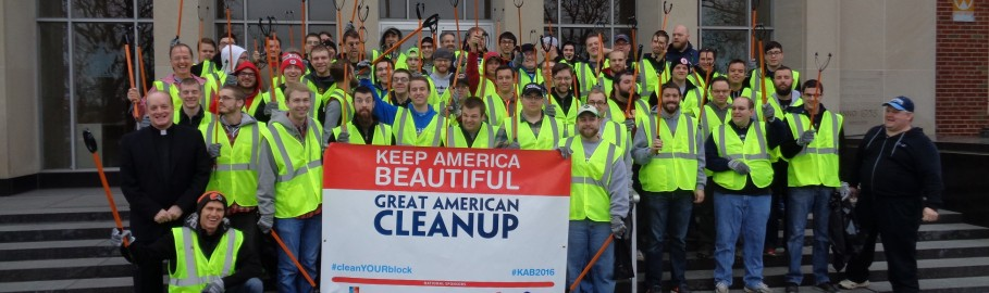 Great American Clean-up!
