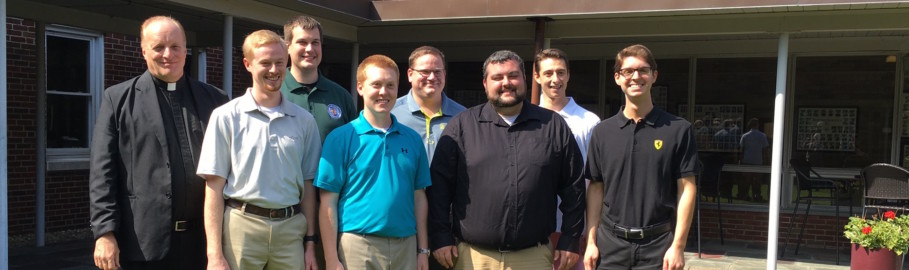 Youngstown Diocese Seminarians@Saint Mary Seminary